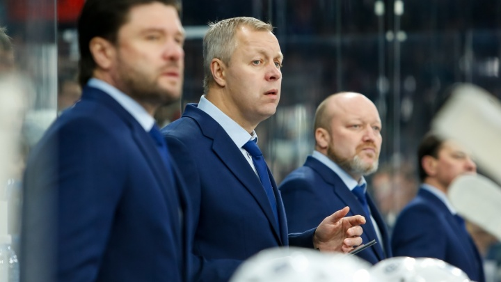 Хоккейная «Сибирь» проиграла ярославскому «Локомотиву»