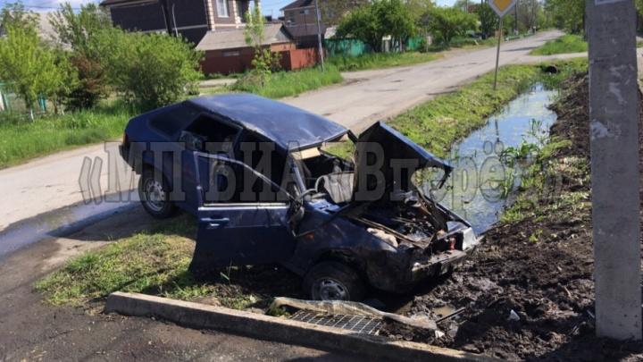 В Ростовской области ищут водителя, бросившего раненого на месте аварии