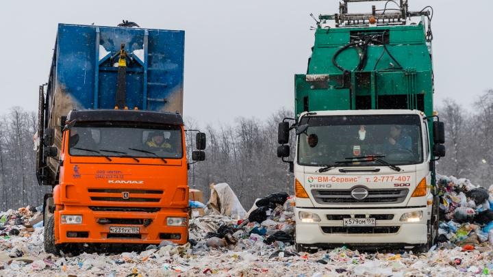 Куда увозят наш мусор и что с ним делают? Фоторепортаж с мусорного полигона