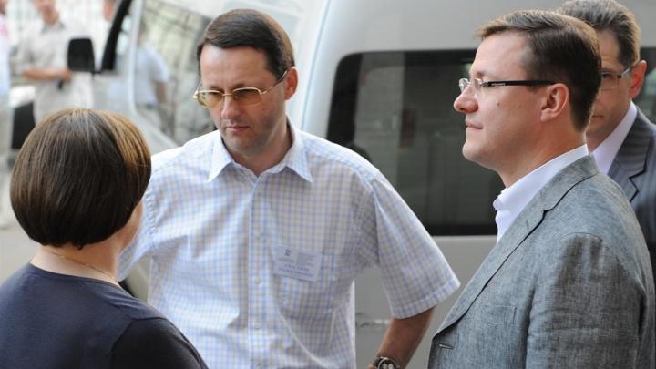 Губернатор включил родного брата в градостроительный совет Самарской области