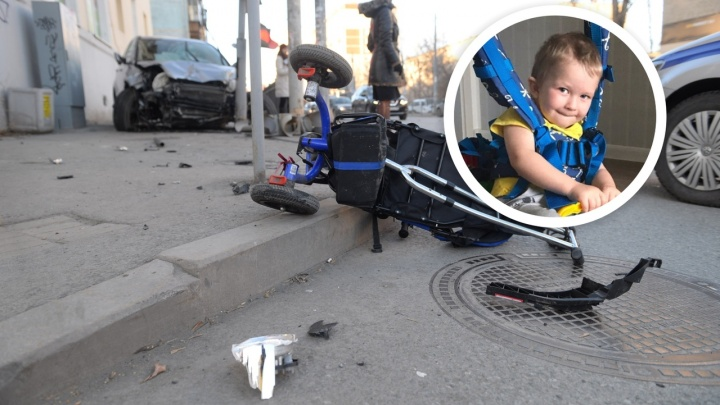 «Научились держать голову»: отец малыша, пострадавшего в ДТП на Фурманова, — о состоянии сына