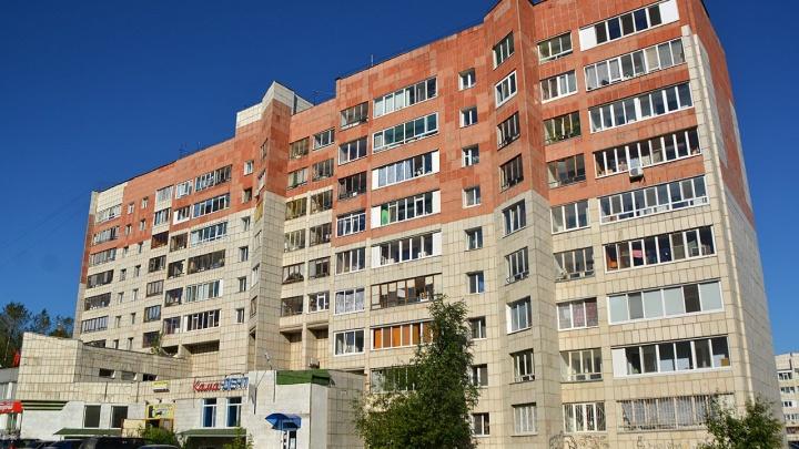 В Перми отремонтируют предаварийную девятиэтажку. Сейчас в доме с трещинами живут 600 человек