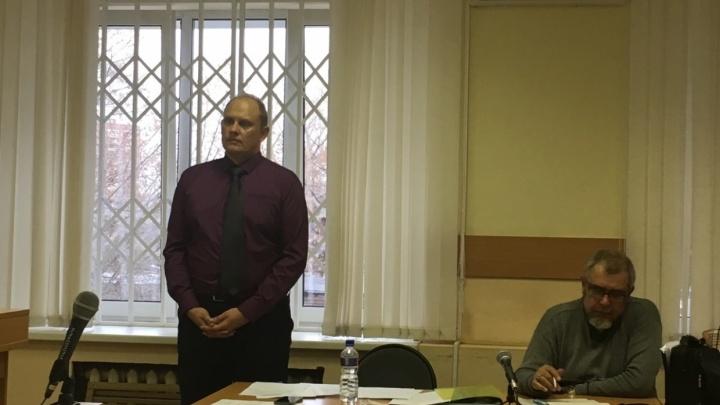 В Перми суд вынес приговор старейшине «Свидетелей Иеговы», которого обвиняли в экстремизме