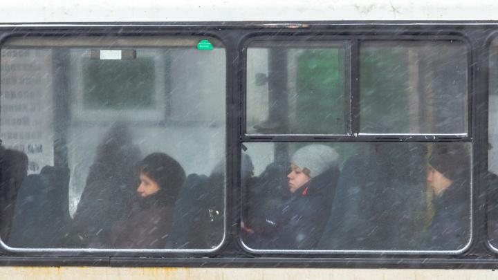 Очевидцы: «В Самаре водитель автобуса № 27 кидался на пассажиров»