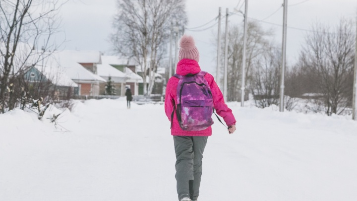 Ура, морозы! При какой температуре воздуха в школах Архангельска могут отменить занятия