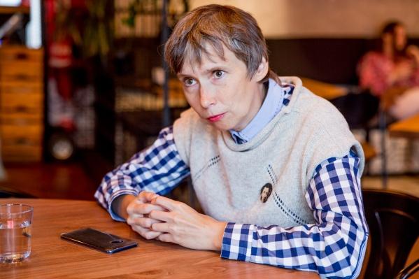 Татьяна Кучина читает лекции и проводит мастер-классы самым одарёнными детям России