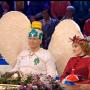 Древарх прочитал рэп в эфире Первого канала, но не смог отбить невесту у Посейдона