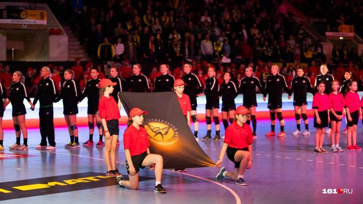 Знай наших: ростовские гандболистки выиграли Кубок России