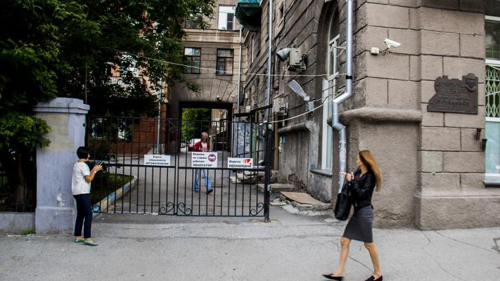Устроили колхоз:жители центра взбунтовались против променада на Ленина