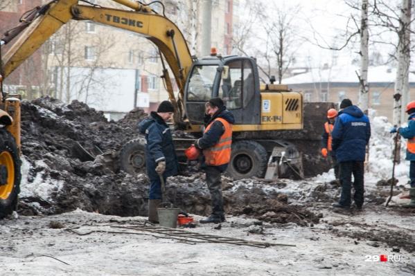 Более сотни домов в городе попали в сегодняшний список отключений ЖКУ в столице Поморья