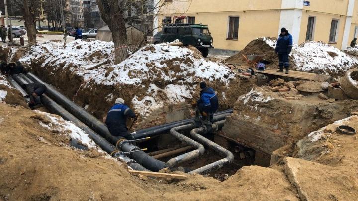 Власти рассказали, когда подключат к теплу дома в военном городке вЧелябинской области