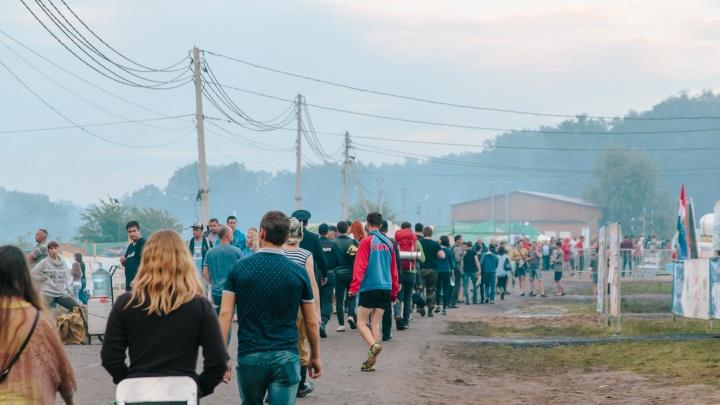 Организаторы Грушинского подсчитали количество гостей на фестивальной поляне