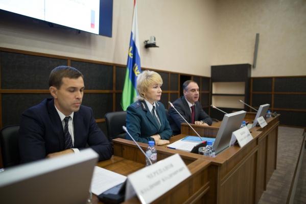 Тамара Зыкова возглавляла региональную налоговую службу