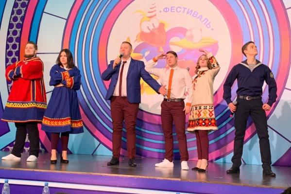 «Сборная Арктики» успешно выступила в двух турах и прошла в Премьер-лигу