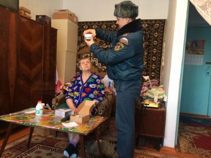 Проснулась от писка: домашняя пожарная сигнализация спасла пенсионерке жизнь