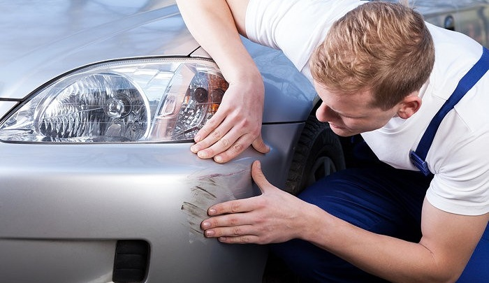 Локальный кузовной ремонт за 1 день за 2 500 рублей: в Екатеринбурге вмятины и царапины можно устранить быстро и с пожизненной гарантией
