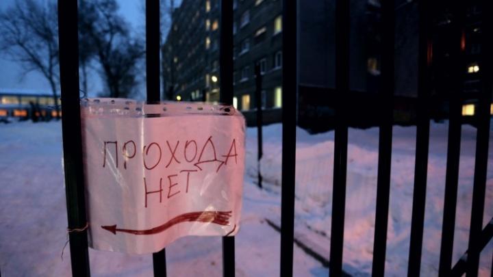 «Они пока нам отказывают»: главврач поликлиники № 16 о переговорах с НГТУ, который поставил шлагбаум