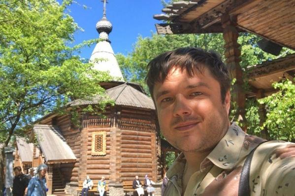 Николай Каклюгин был задержан в 2018 году с пакетом спайса