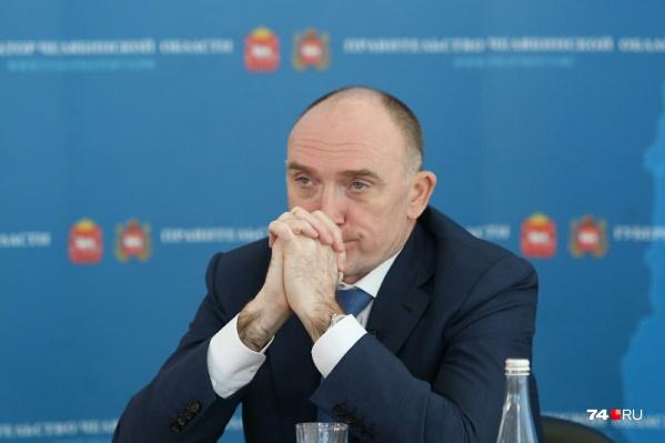 После того как антимонопольщики признали участие губернатора в сговоре на торгах на 2,4 млрд рублей, он ушел в отставку