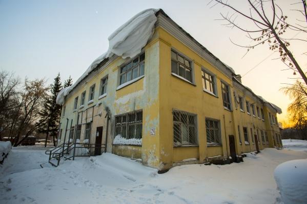 В зданиях на улице Народной планируется открыть детский сад на 240 мест