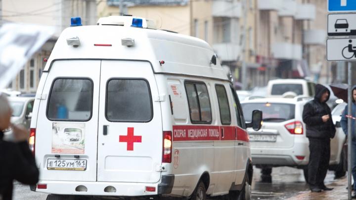В Ростовской области пешеход погиб в ДТП