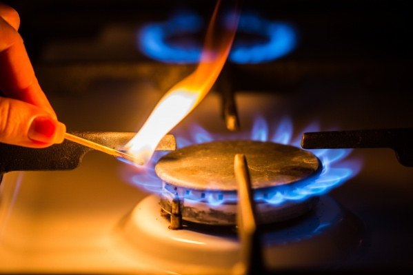 На долю населения приходится 9% от общего объема потребления газа в регионе