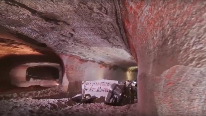 На строящейся шахте в Соликамске произошла вспышка горючего газа