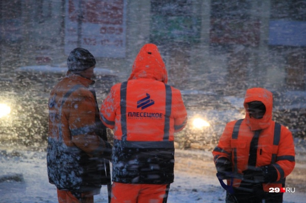 До конца января ПДУ должно наладить работу по уборке улиц