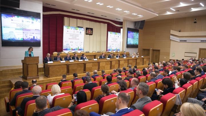МСП Банк принял участие во всероссийском предпринимательском форуме «Опоры России» в Екатеринбурге