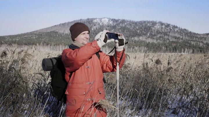 Слепой фотограф из Екатеринбурга пронесёт Олимпийский факел в Южной Корее