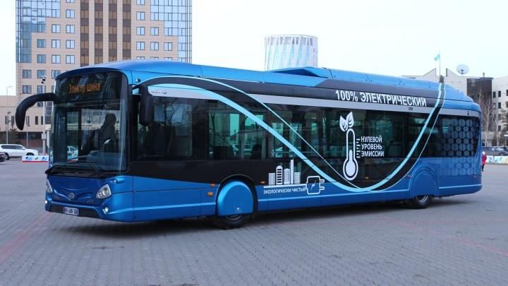 В Перми протестируют электробусы, способные полностью заряжаться за 15 минут