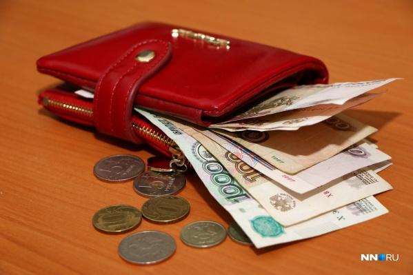 Любительнице чужих денег не повезло в Семенове