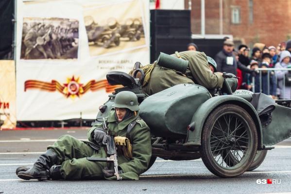 Зрителей ждет зрелищная военно-историческая реконструкция Керченско-Эльтигенской десантной операции