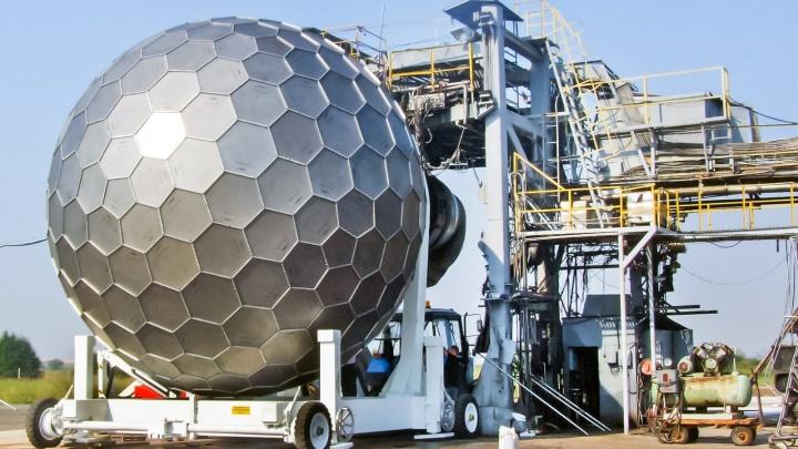 В Перми построят испытательный комплекс для авиадвигателей большой тяги