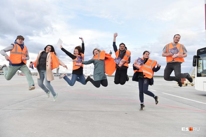 Все участники получили дипломы опытных пассажиров