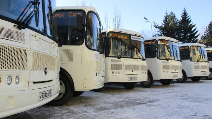 Для областных маршрутов закупили ещё десять новых ПАЗов на метане