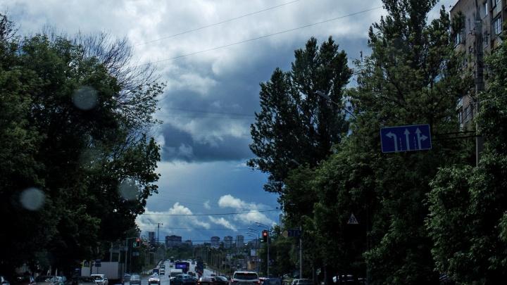 На Ярославль обрушится гроза и резкое похолодание