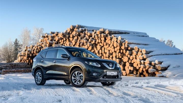 Мороз крепчает - цены падают: в Екатеринбурге Nissan распродаёт автомобили с выгодой до 600 000 рублей