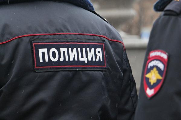Полицейские нашли налетчика по горячим следам