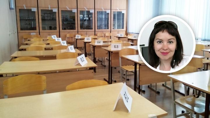 Проверяют, как в тюрьме: журналист 74.ru стала яжматерью и сдала ЕГЭ