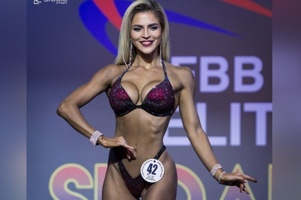 Ксения Романова — пятикратная чемпионка России