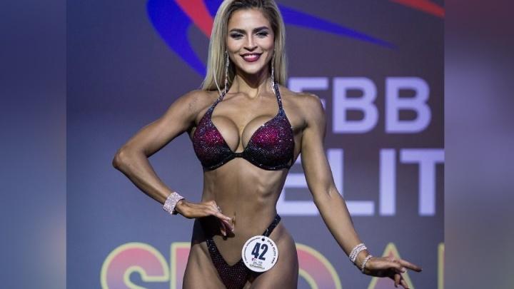 Блондинка с шикарным телом вошла в пятёрку лучших спортсменок мира и выиграла 2,5 тысячи долларов