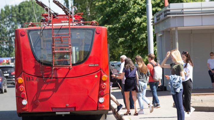 «Всё проработано по-новому»: в Ярославле на дорогах сделают выделенные полосы для транспорта