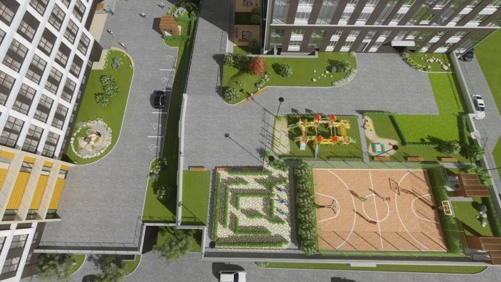 Комплекс апартаментов скоро построят на первой линии Михайловской набережной
