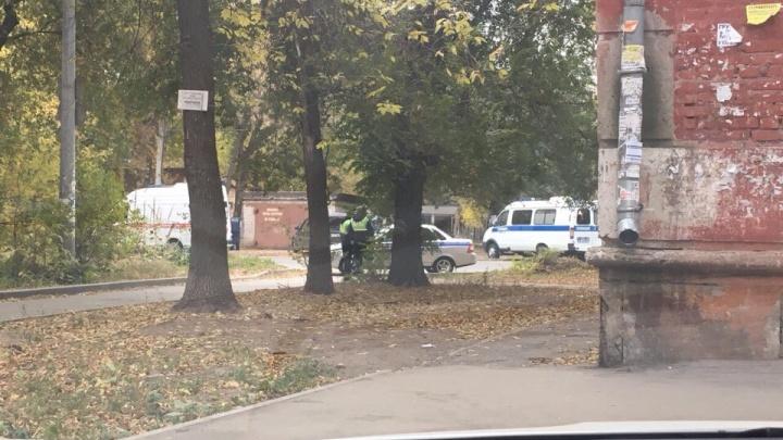 В Самаре эвакуировали детей из школы в Кировском районе