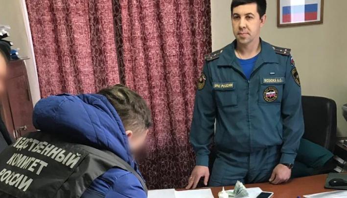 Начальника пожарной части на Южном Урале осудили за покровительство провинившихся подчинённых