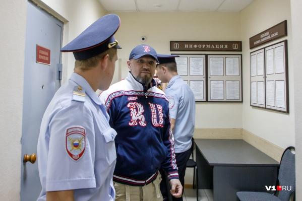 Виталий Брудный привлек внимание силовиков и правоохранительных органов