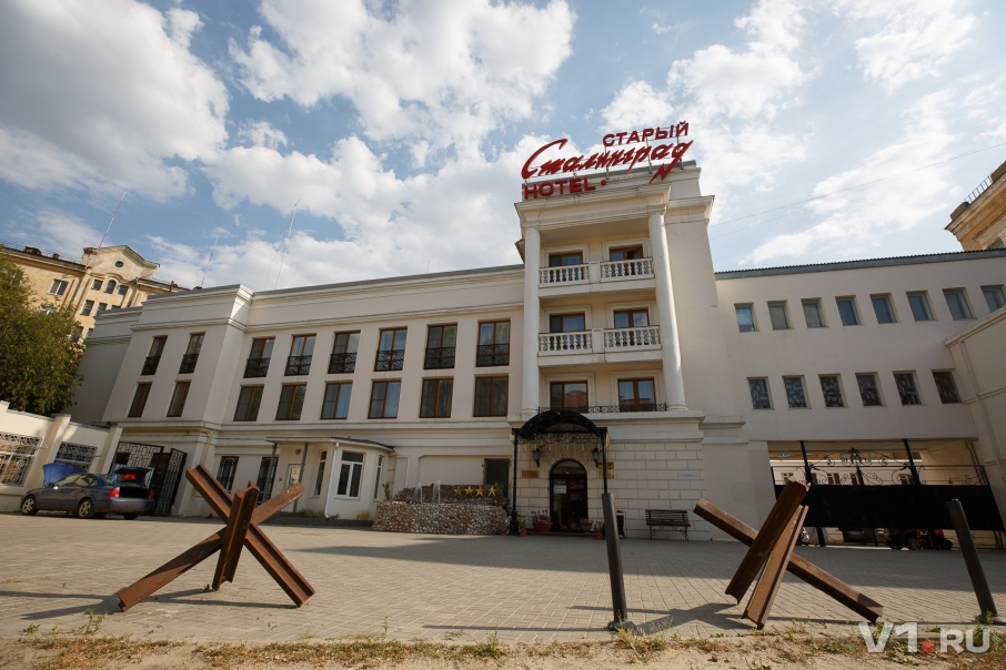 Прокуратура доказывает что «Старый Сталинград» – часть ЦУМа