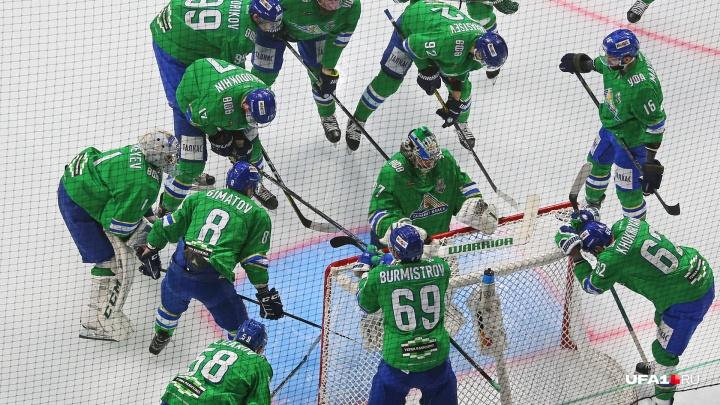 Есть первая победа: «Салават Юлаев» сильнее «Нефтехимика» в Казахстане