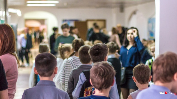 В мэрии заявили о нехватке мест для первоклассников в самарских школах